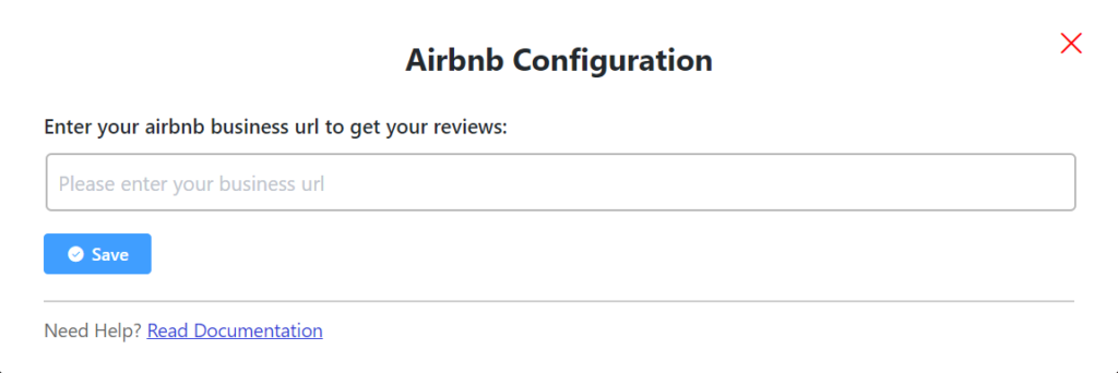 airbnb configuration