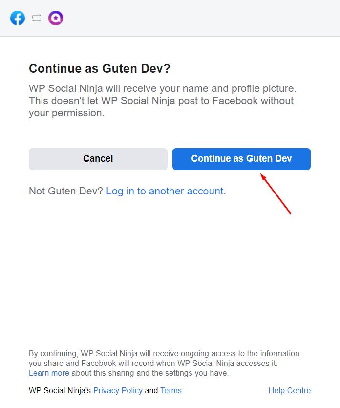 Instagram feeds access information