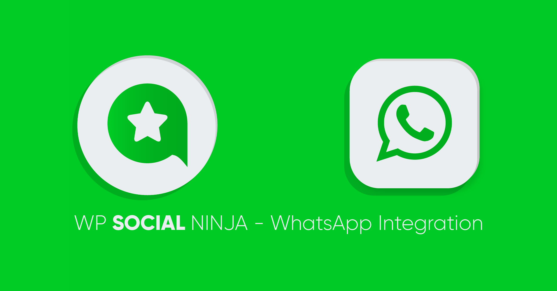 How to Add Social Chat on Your Site | WhatsApp Integration