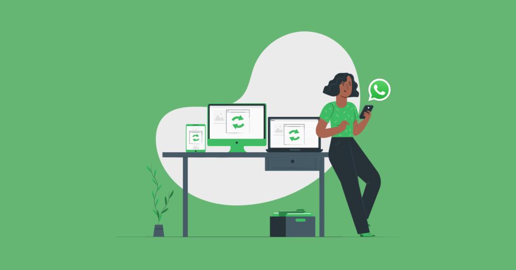 WhatsApp integration with WP Social Ninja