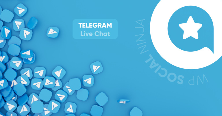 How to Embed Telegram Live Chat on Your Website in 5 Minutes