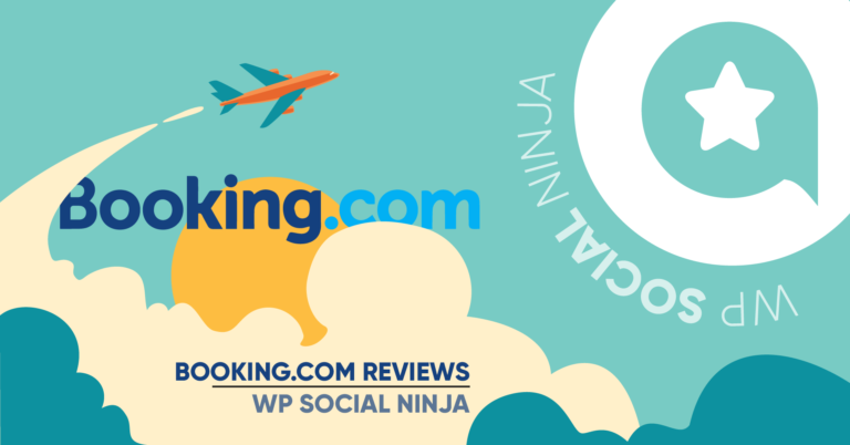 How to Add Booking.com Reviews to Your Website (Easiest Way)