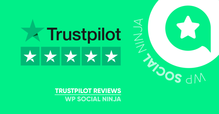 How to Embed Trustpilot Reviews to Your Website with WP Social Ninja (Automatically)