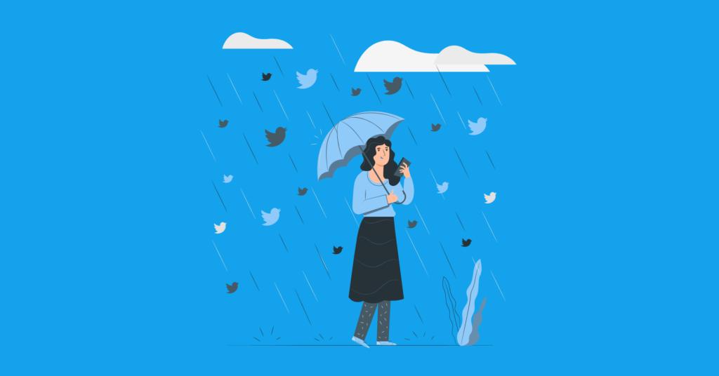 Twitters settings