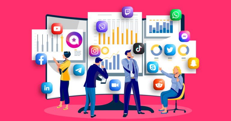 How to Create Social Media Marketing Strategies (Step by Step Guide)